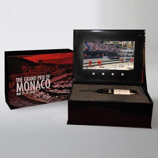 Video Brochures Direct - A4 Video Presentation Box