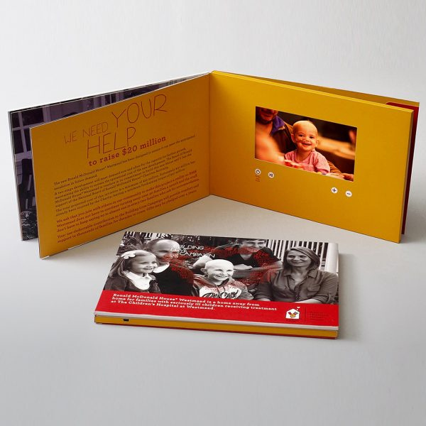 Video Brochures Direct - Video Book