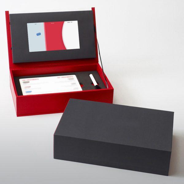 Video Brochures Direct - Gilead Presentation Box