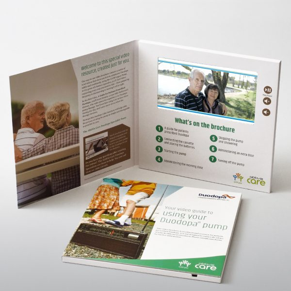 Duodopa Video Brochures Direct