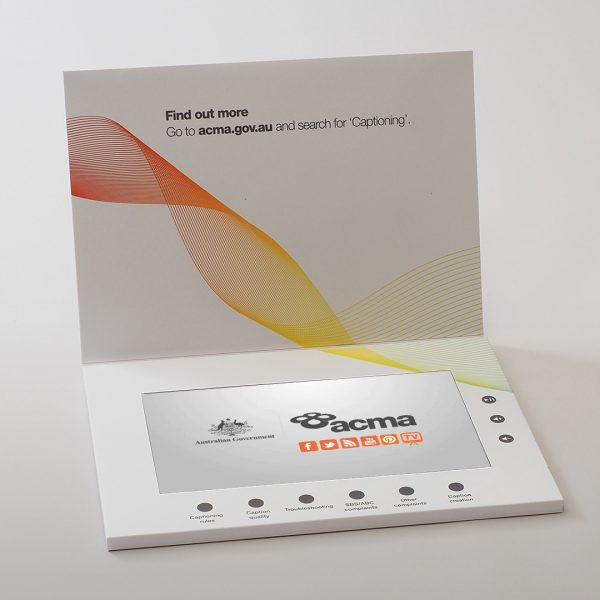 Video Brochures Direct - ACMA Video Brochure