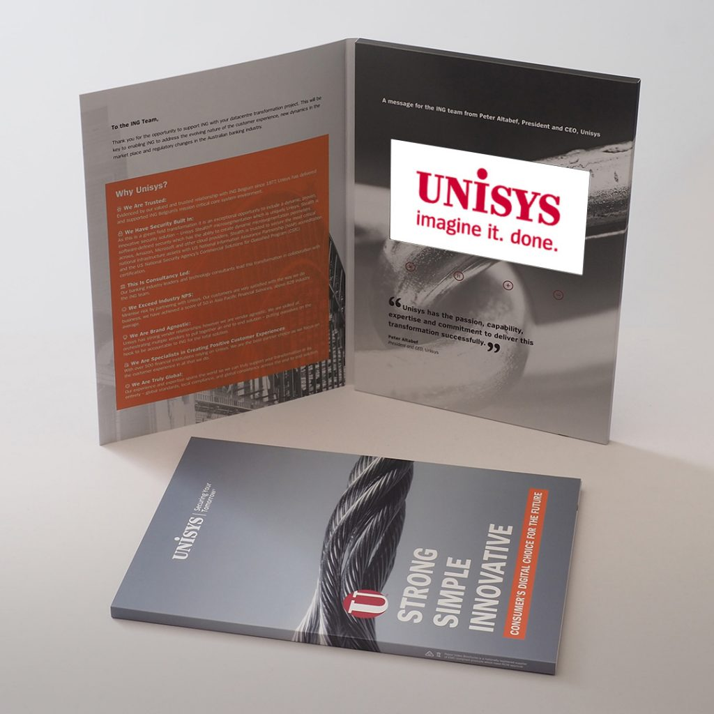 Unisys Video Brochure Direct