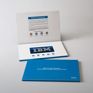 Video Brochures Direct - IBM Video Brochure