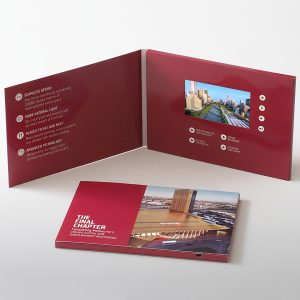 Video Brochures Direct - A5 4-3