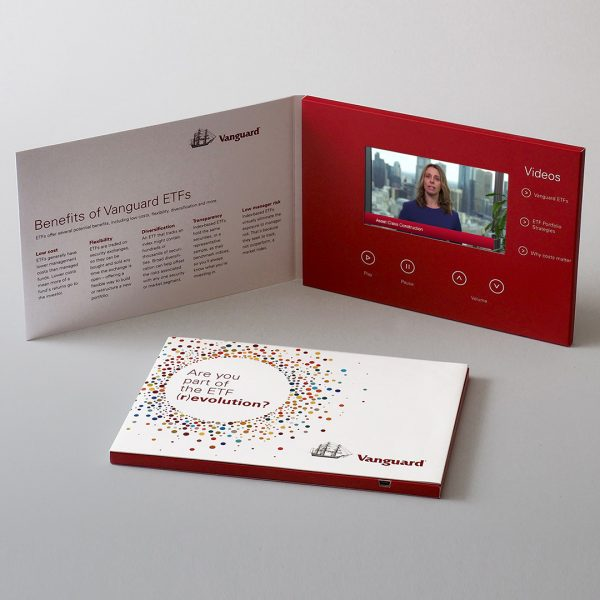 Video Brochures Direct - Vanguard Video Brochure