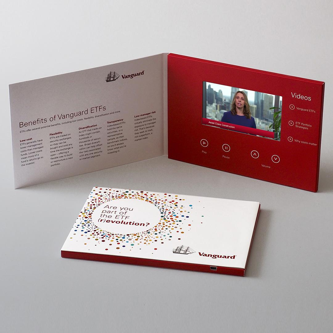 Video Brochures Direct - Vanguard Video Brochure
