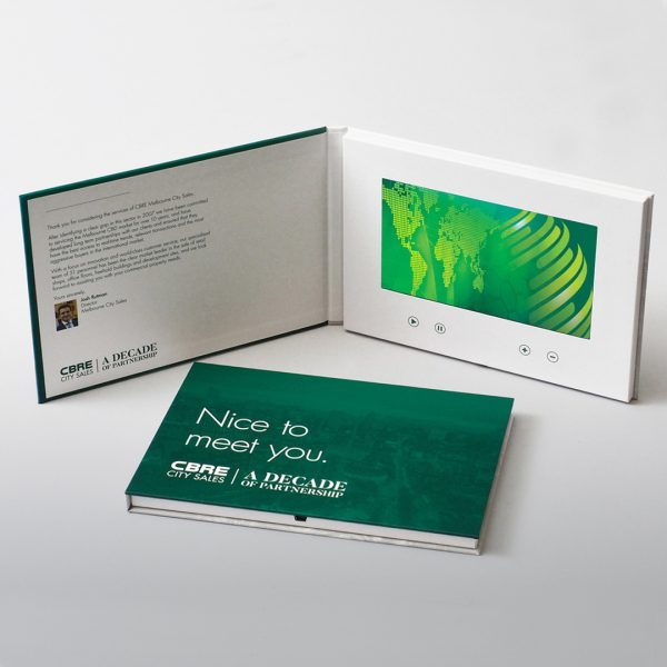 CBRE Video Brochures Direct