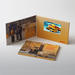 DHL Video Brochure Direct