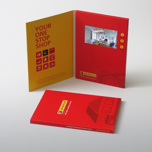 Open2view Video Brochure Direct