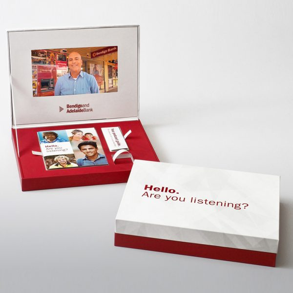 Video Brochures Direct - Video Presentation Box