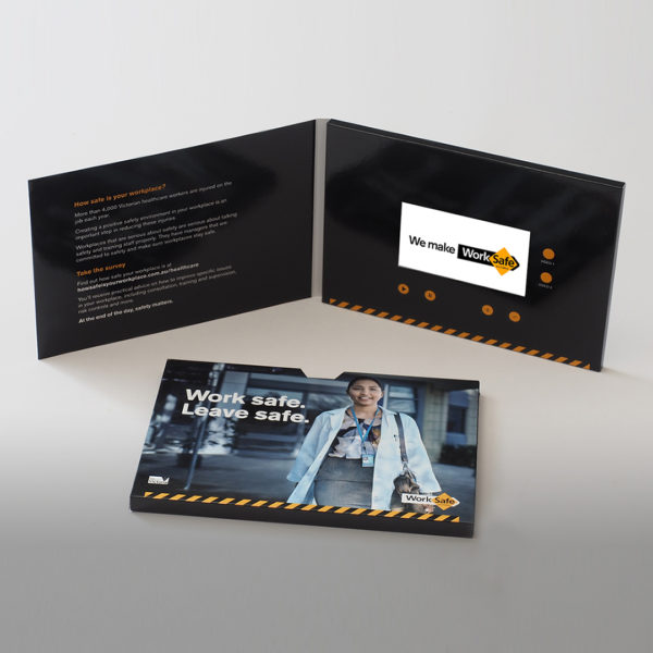 Video Brochures Direct - Worksafe-Victoria