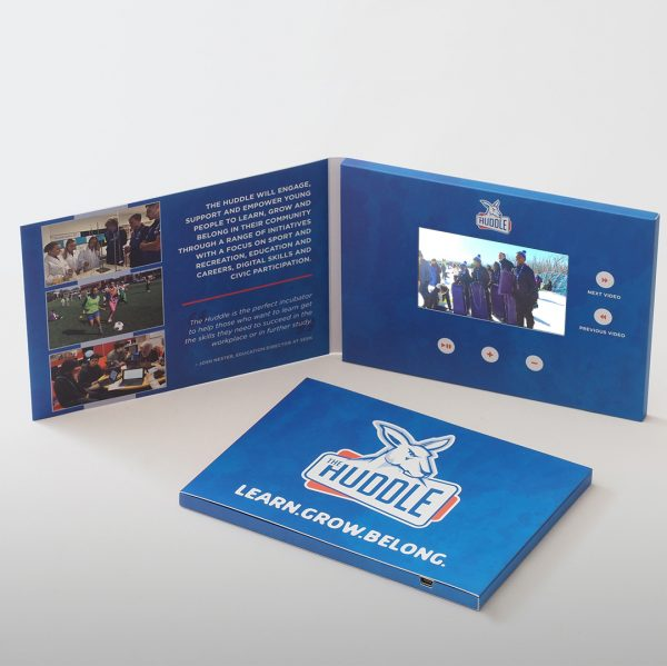 Video Brochures Direct - The Huddle Video Brochure