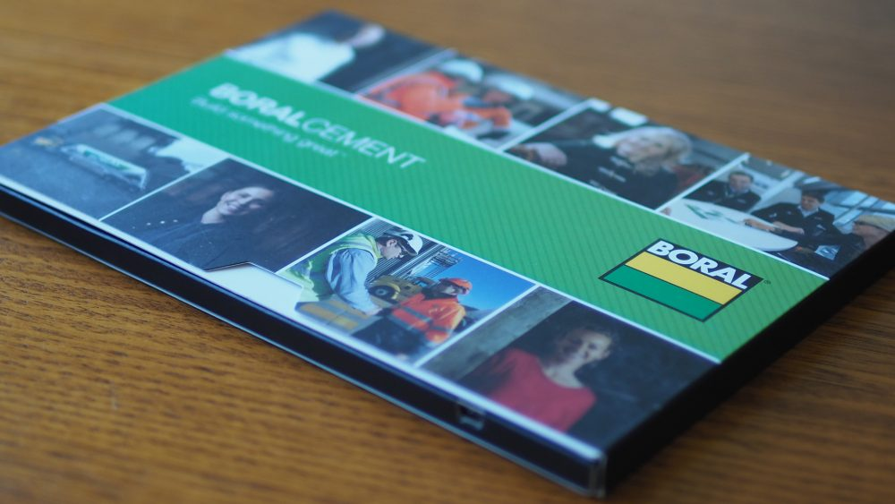 Video Brochures Direct - Boral Design