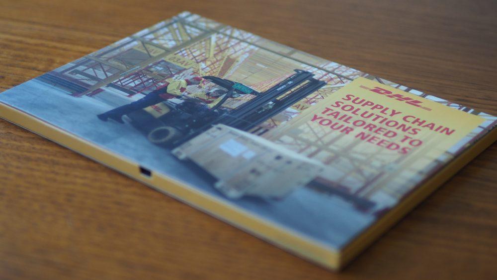 Video Brochures Direct - DHL Design