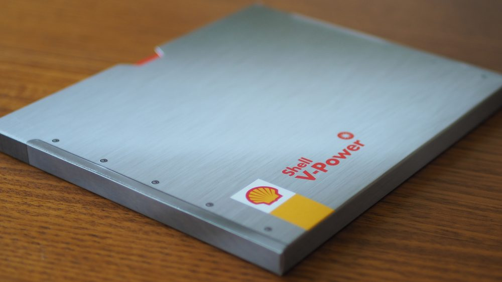 Video Brochures Direct - Shell Design