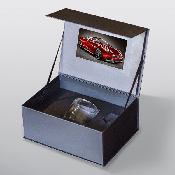 Video Brochure Direct - Trivett Presentation Box