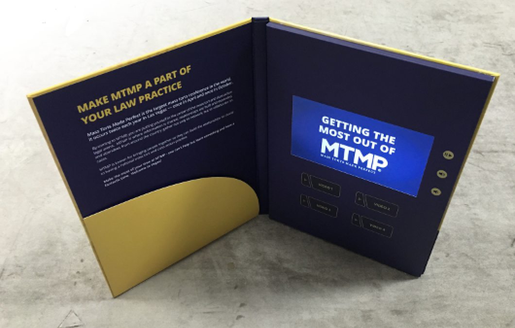 Video Brochures Direct - MTMP-Product-Sample