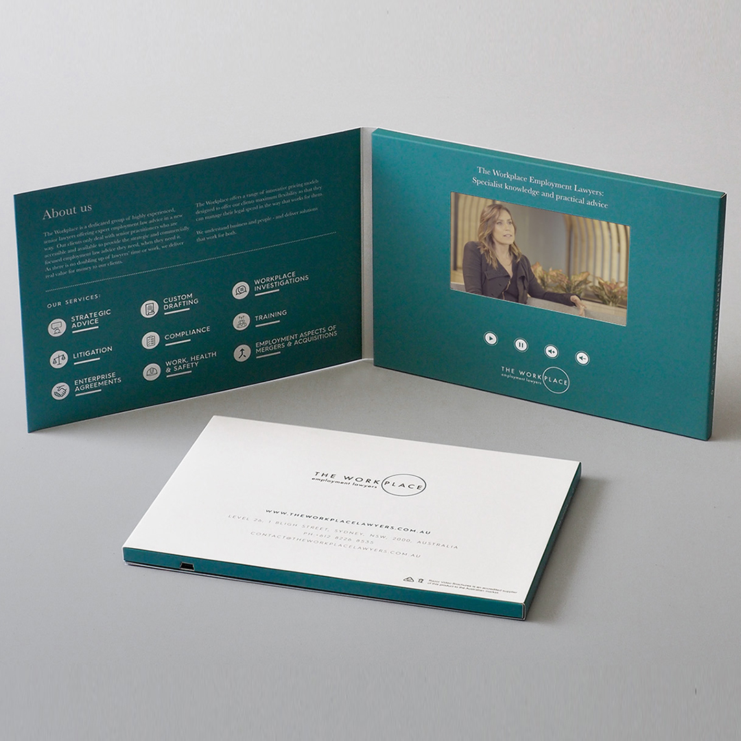 Workplace Video Brochure Direct