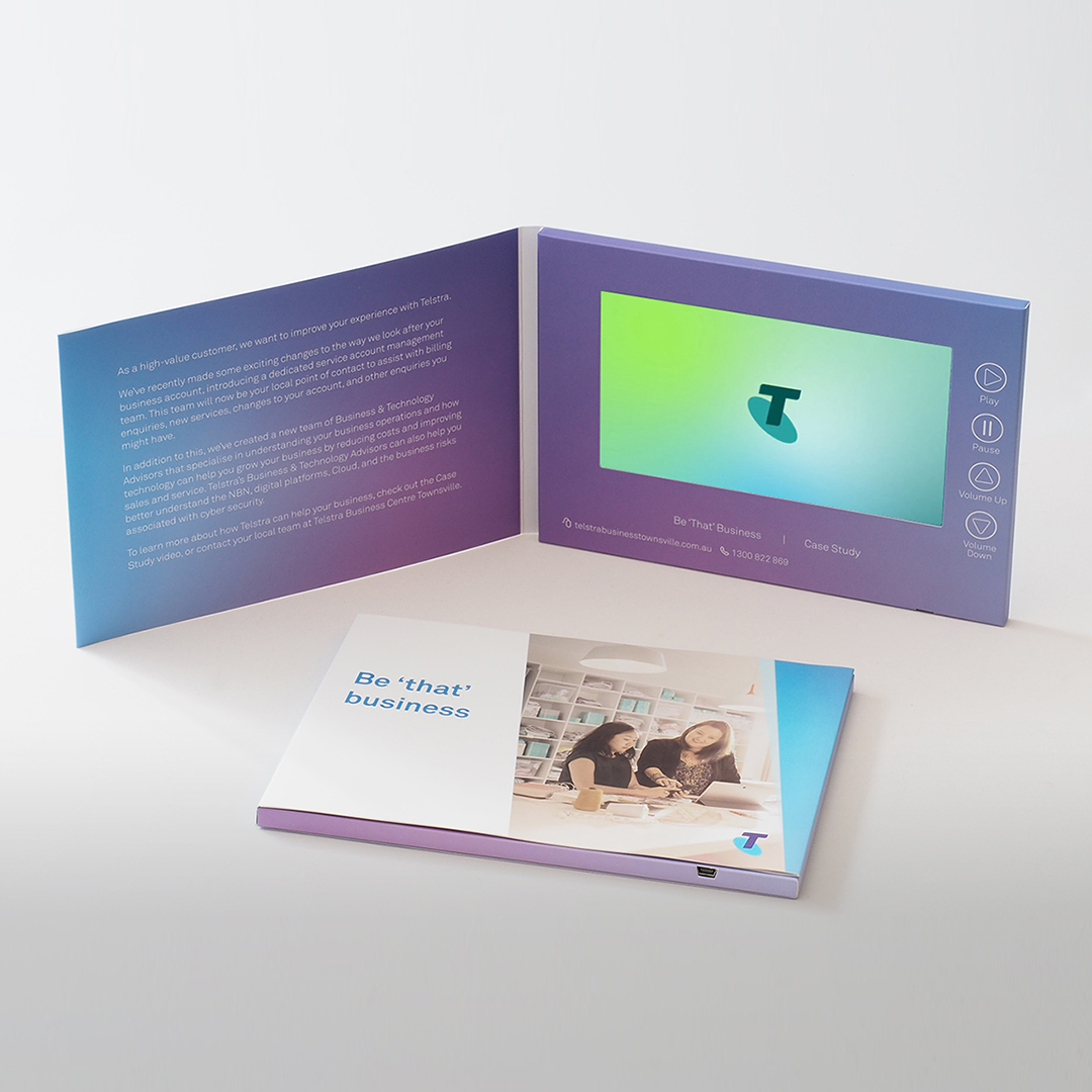 Video Brochures Direct - Telstra