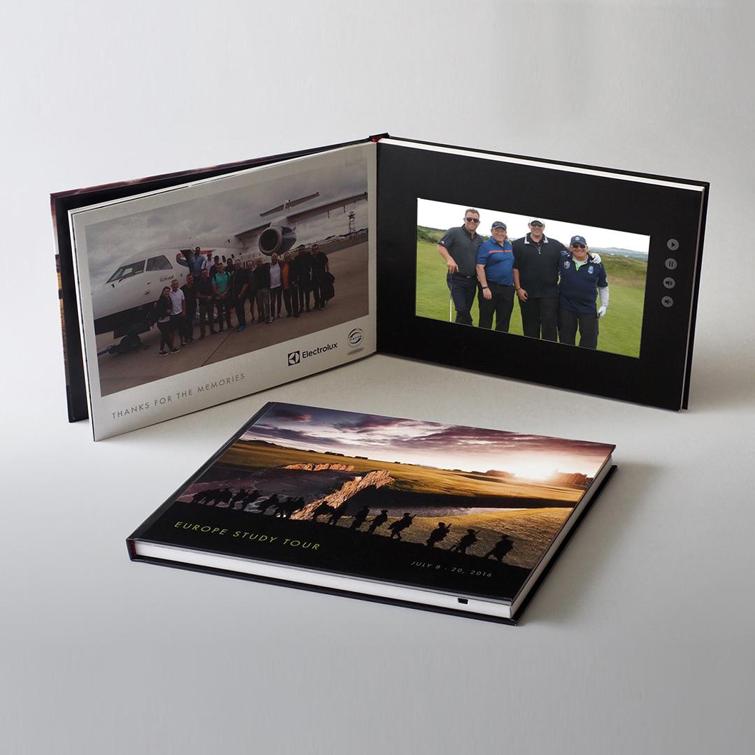 Video Brochure Direct - Video Book