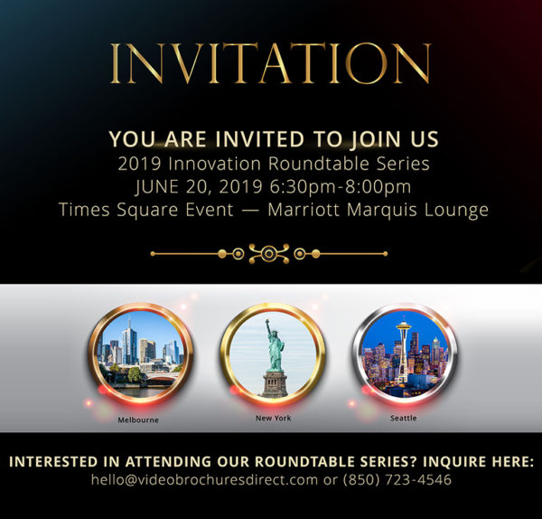 Video-Brochures-Innovation-Roundtable-Event-New-York