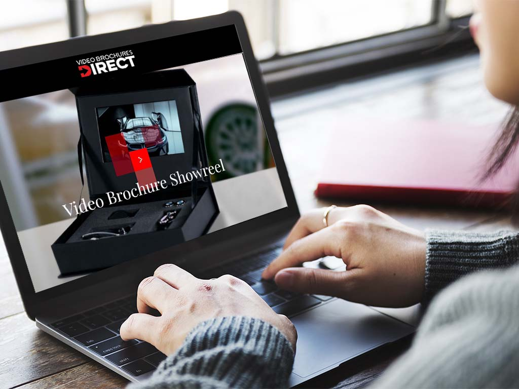 Video Brochures Direct - Ordering-Process
