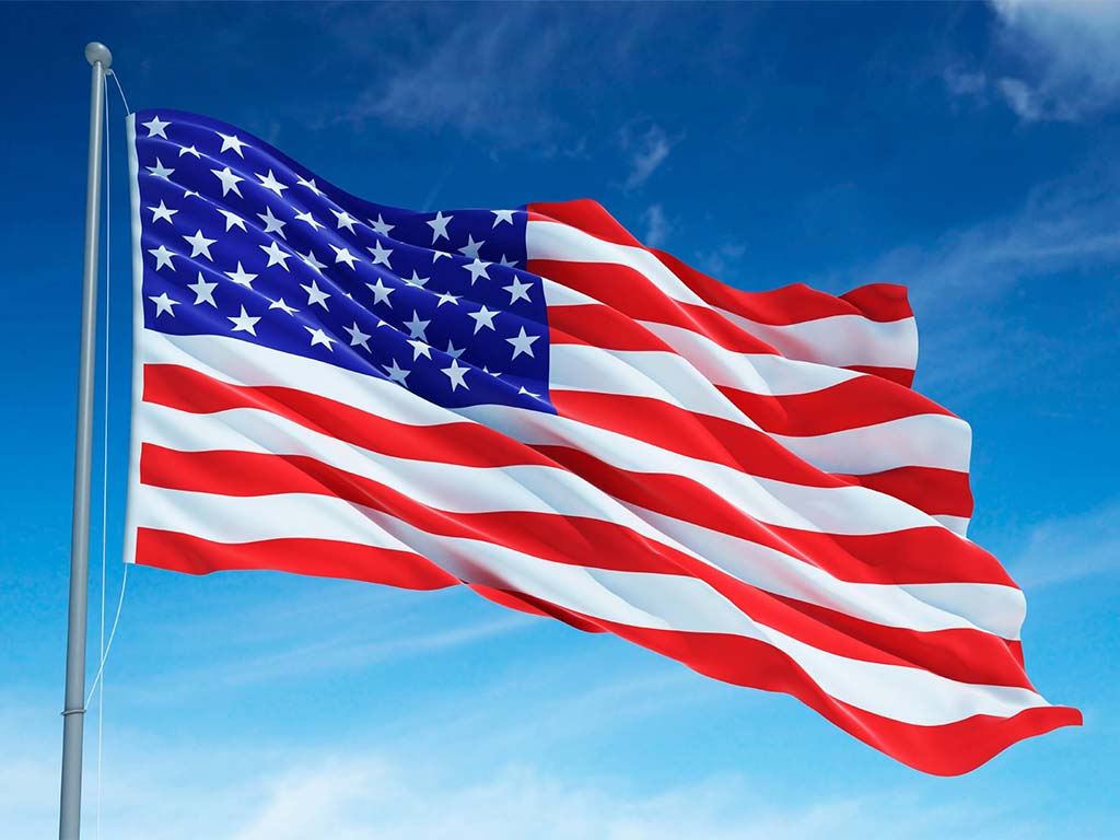 Video Brochures Direct - USA flag