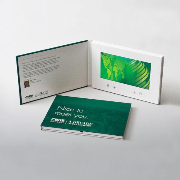 CBRE Video Brochures Direct